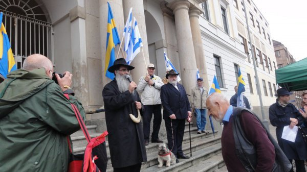 Евреи Швеции были вынуждены закрыть свою организацию.