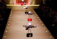 На модном показе в Саудовской Аравии дефилировали не модели, а дроны