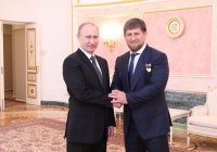 Кадыров: Путин заслуживает Нобелевской премии