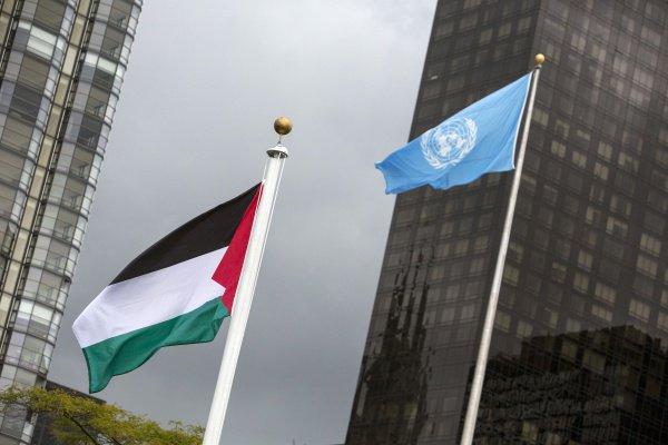 В ООН обсудят защиту палестинского народа.