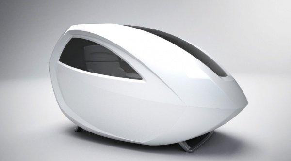 Модули Airpods, созданные дизайнерами- путешествинниками, выглядят довольно футуристично