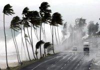У побережья Мексики возник мощный ураган