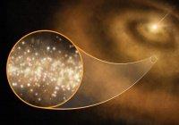 Найдены звезды, окруженные «алмазными» облаками