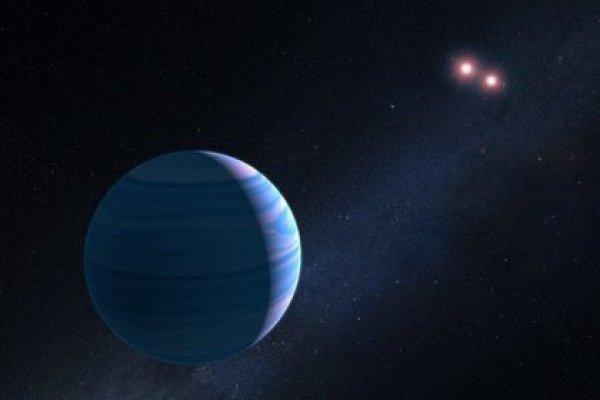 Астрофизики обнаружили 2 системы