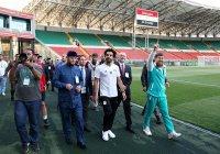 Кадыров назвал Мохамеда Салаха лучшим футболистом мира
