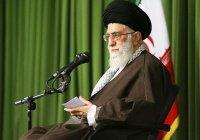 Верховный лидер Ирана заявил, что не хочет «сбрасывать евреев в море»