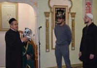 """Игроки ХК """"Ак барс"""" организовали ифтар в медресе"""
