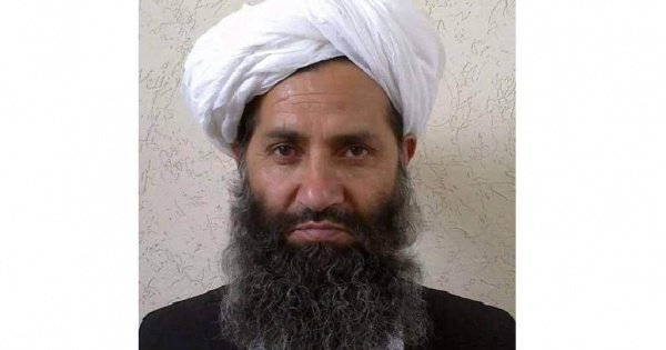 Лидер талибов Хайбатулла Ахундзада.