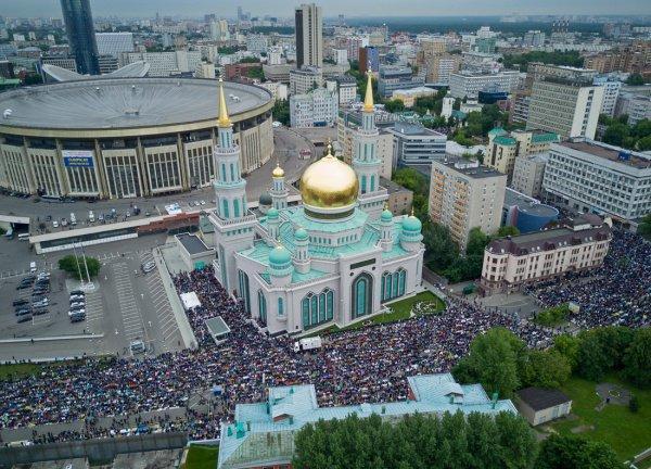 Ураза-байрам мусульмане отметят 15 июня.