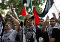Во Франции в честь палестинцев назвали улицу