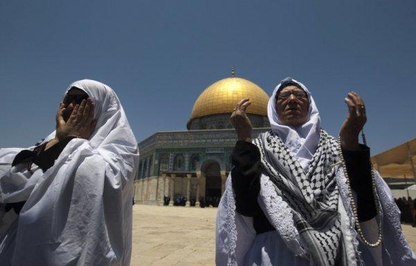 В Палестине готовятся отметить Ид аль-Фитр (Ураза-байрам).