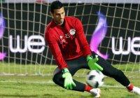 Вратарь египетской сборной отказался от приза лучшему игроку из-за ислама