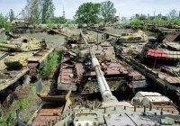 В российскую армию вернутся 6 тысяч устаревших советских танков