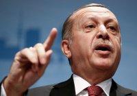 Эрдоган заявил о намерении покорить Антарктику