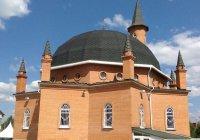 Новая мечеть открыла свои двери в Подмосковье (Видео)