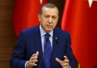 СМИ: рейтинг Эрдогана рекордно рухнул
