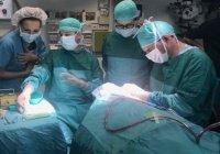 В Израиле слепой пациентке пересадили зуб в глаз