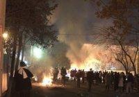 В Иране казнен водитель автобуса, сбивший трех полицейских