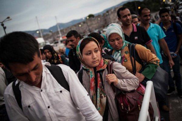 68 миллионов человек были вынуждены стать беженцами в 2017 году.