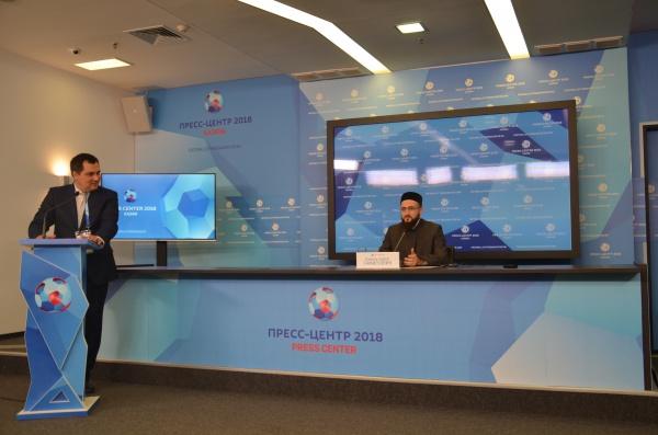 Какому виду спорта отдает предпочтение муфтий Татарстана?