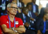 Главный тренер сборной Египта будет уволен после поражения от России на ЧМ-2018