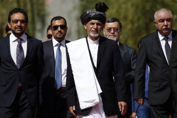 Ашраф Гани призвал талибов к миру.