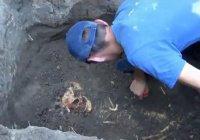 Древнее мусульманское кладбище нашли в Ростовской области