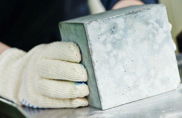 Изобретен экологичный бетон из летучей золы