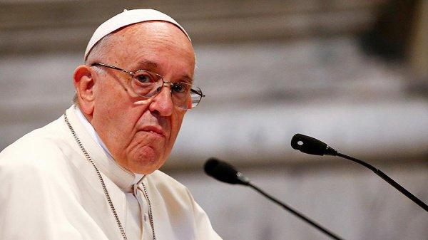 Глава Римско-католической церкви призвал христиан к единству.