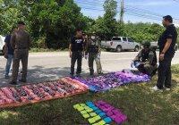 В Таиланде 41 бомбу нашли в машине