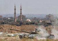 СМИ: Коалиция США нанесла удар по деревне в Сирии
