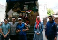 Мусульмане Татарстана собрали 12 тонн бумаги