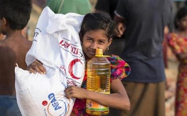 В минувшем году Турция оказала гуманитарную помощь в размере $8,07 млрд.