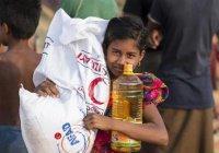 Турция стала мировым лидером по гуманитарной помощи
