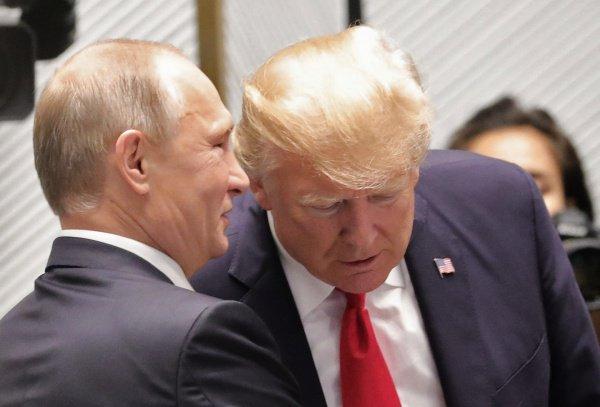 Австрийские СМИ сообщили дату встречи Путина и Трампа.