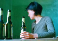 Названа главная причина развития алкоголизма