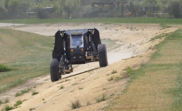 Программу Ground X-Vehicle Technologies (GXV-T) разработали исключительно для военных целей