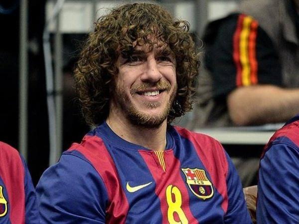 Прическа испанских футболистов
