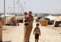 Иордания отказалась от сирийских беженцев
