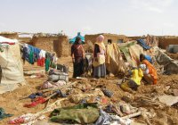 СМИ: в пустынях Алжира погибли сотни беженцев