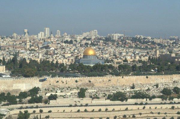 """""""Евровидение"""" могут перенести из Иерусалима в Тель-Авив."""