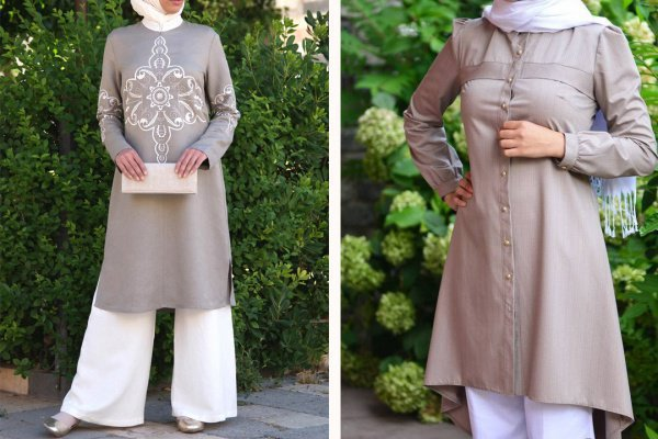 Можно ли мусульманкам носить брюки?