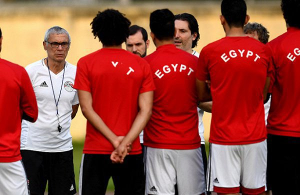 Сборная Египта пробилась на ЧМ впервые с 1990 года.