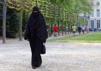 В Нидерландах запретили никаб