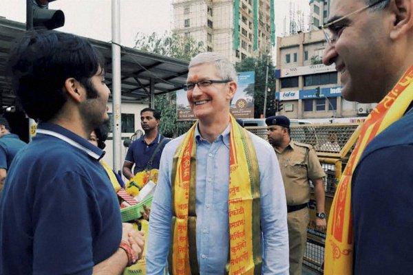 Прежде сообщалось, что корпорация начала производить iPhone SE в Индии для реализации на местном рынке