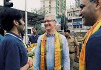 Производство iPhone перенесут в Индию