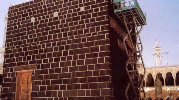 Это стоит увидеть: фото Каабы без покрывала, сделанное в 1940 году