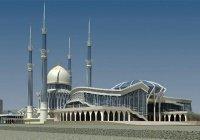В Челнах обсудили строительство самой высокой мечети в Татарстане