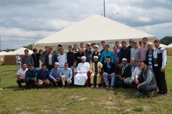 В Болгар съедутся десятки молодых мусульман.