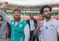 Кадыров: Салах вернется в Чечню